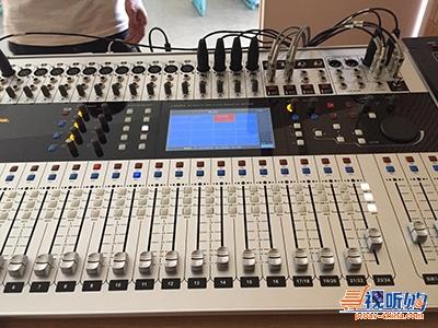 采用cdm24数字调音台作为核心引擎(该数字调音台获得了5项国家专利