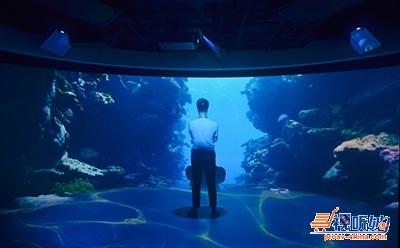 如何把海洋科技体验做成沉浸式?
